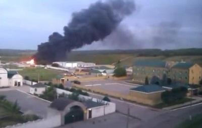 Боевики прекратили обстрел Луганского погранотряда
