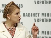Тимошенко усиливает информирование украинцев о НАТО
