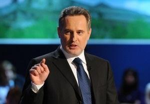 Ъ: Фирташ будет представлять интересы работодателей в совете при Януковиче