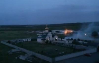 Боевики остаются на прежних позициях вокруг Луганского погранотряда