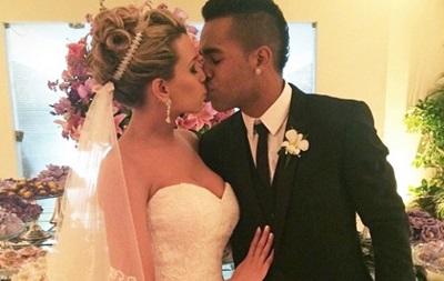 Футболисты Шахтера погуляли на свадьбе одноклубника в Бразилии
