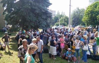 Народный мэр  Славянска: Из города выехало 40% населения
