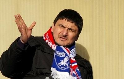 Таврия - украинский клуб, и пока что она им и является - гендиректор команды