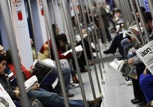 1 января в Афинах не будет ходить метро