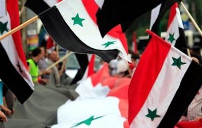 Президентские выборы начинаются в Сирии