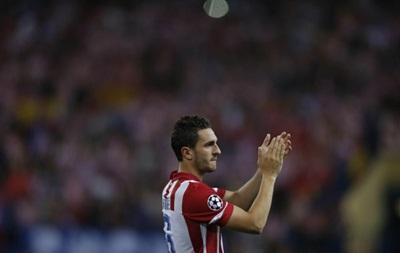 Барселона готова отдать 40 миллионов евро за полузащитника Атлетико