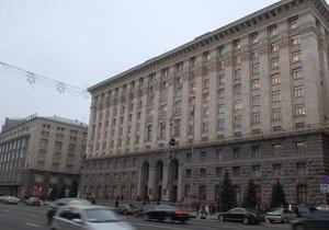 Кличко заявил, что уволенные заместители Черновецкого продолжают руководить столицей