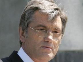 Ющенко встретится в Киеве с президентом Финляндии и в Берне - с президентом Швейцарии