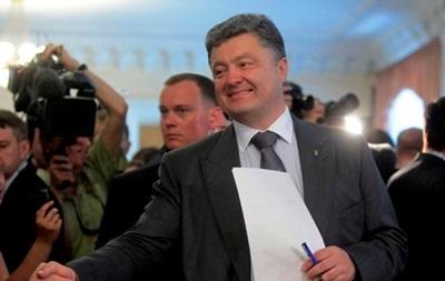 Украина возвратит Крым - Порошенко