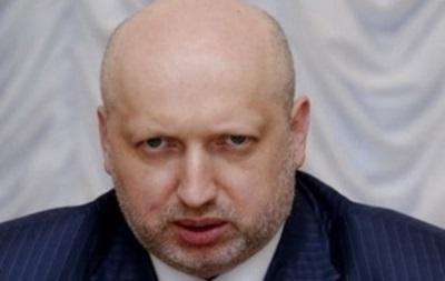 Турчинов находится в командировке на востоке Украины – Кошулинский