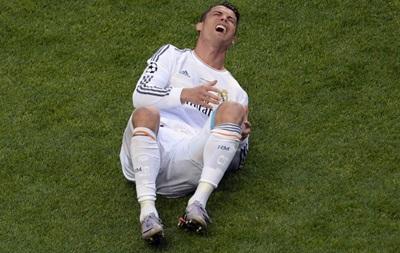 Криштиану Роналду перед чемпионатом мира тревожит травма ноги