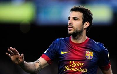 Барселона заменит Фабрегаса Коке или Ракитичем - источник