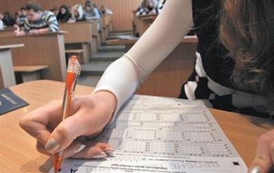 Абитуриенты из Донбасса должны перерегистрироваться для сдачи ВНО в других регионах