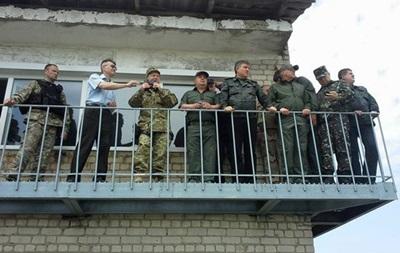 Турчинов рассказал о боевой технике, которая поступила в Нацгвардию