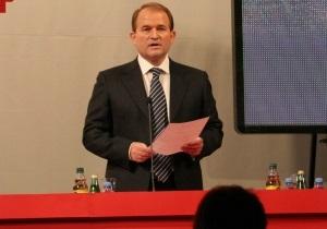 Медведчук считает, что Тимошенко незаслуженно отбывает наказание