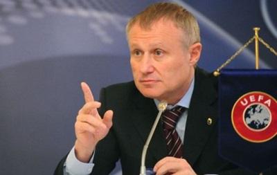 Григорий Суркис удивлен решением России принять крымские команды