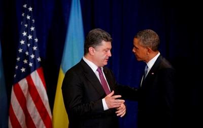 Итоги 4 июня: встреча Порошенко с Обамой, захват в/ч в Луганске и победа Асада на выборах