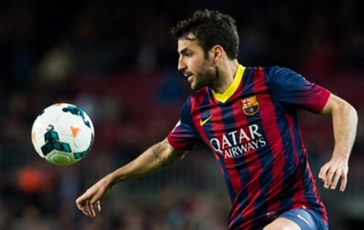 Защитник Барселоны: Фабрегас переходит в другой клуб за 33 миллиона