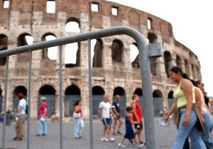 На римском Колизее разместят рекламу