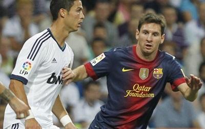 Месси обошел Роналду в рейтинге самых ценных игроков мира