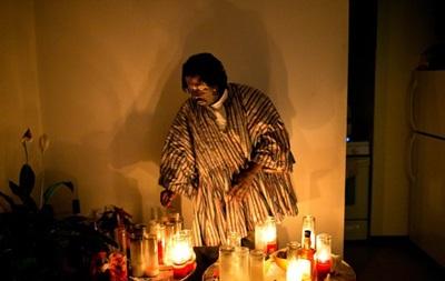 Колдун из Ганы делает все возможное, чтобы Роналду не попал на ЧМ-2014