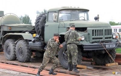 Техника, которую вернули Украине из Крыма, непригодна к использованию