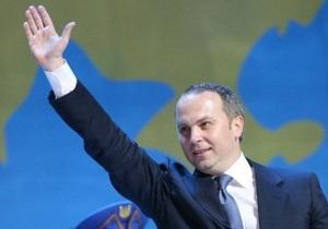 Шуфрич прокомментировал свою отставку