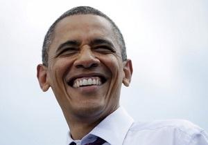 Обама устроил дискотеку для сбора средств на предвыборную кампанию