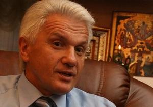 Литвин создал благотворительный фонд, руководителем которого стал сын спикера
