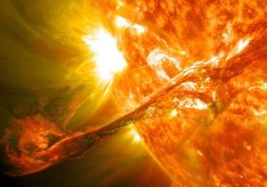 Магнитные полюса Солнца вскоре поменяются местами