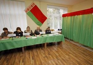 На выборах в Беларуси проголосовали почти 75% избирателей