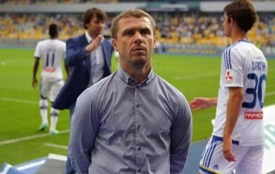 Сергей Ребров уже обговорил с Игорем Суркисом варианты усиления Динамо