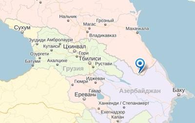 В Дагестане с обрыва упал автомобиль со школьниками