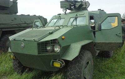 Украинским силовикам выделят 200 бронированных машин Дозор