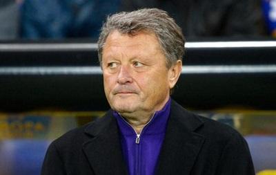 Тренер Днепра: Если клуб не хочет играть в элите или не имеет денег, то не стоит и начинать