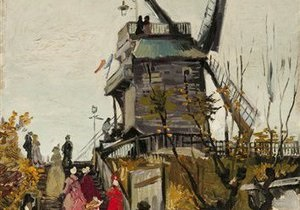 В Голландии нашли Мельницу Ван Гога