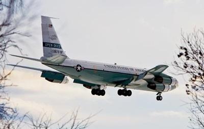 США выполнят наблюдательный полет над Россией и Беларусью