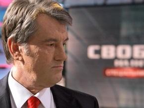 Ющенко заявляет о необходимости отметить пропорциональную систему выборов в Украине