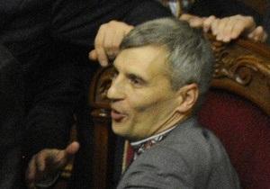 Вице-спикером парламента избран свободовец