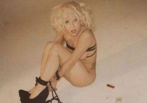 Vogue Hommes опубликовал фотографии голой Lady GaGa
