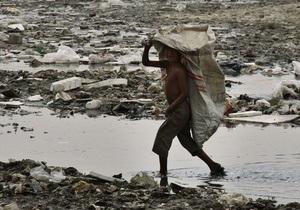 В Индии обрушилось здание школы: погибли 18 детей