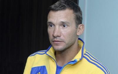 Андрей Шевченко сыграл за сборную мира и отметился голевой передачей