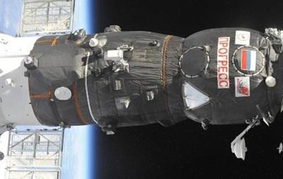 Корабль Прогресс отстыковался от МКС