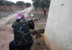 В ООН конфликт в Сирии впервые назвали гражданской войной