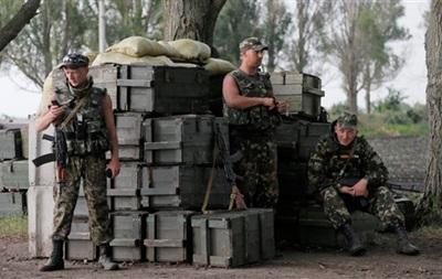 Минобороны обещает выдать участникам АТО бронежилеты