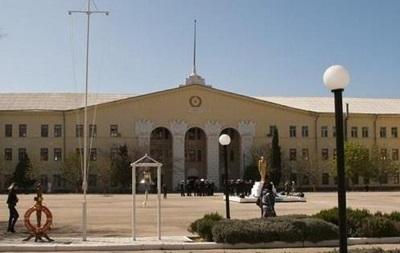 Кабмин ликвидировал Академию Нахимова в Севастополе