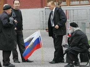 Опрос: Россияне видят Украину в тройке своих врагов