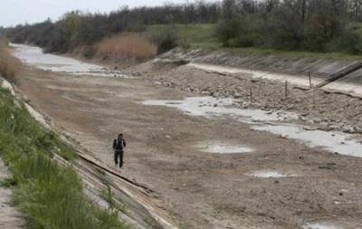 Крым готов больше платить за днепровскую воду
