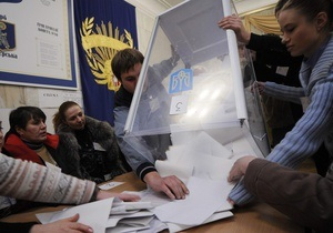 Выборы-2012: суд признал законным формирование УИК в Киевской области