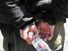 В Киеве поймали вора в законе Робинзона